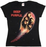 Футболка женская Deep Purple - Fireball