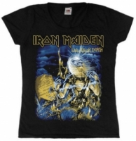 Футболка женская Iron Maiden - Live After Death