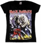 Футболка женская Iron Maiden - The Number Of The Beast