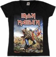 Футболка женская Iron Maiden - The Trooper