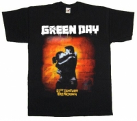Футболка Green Day - 21-st Century Breakdown