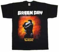 Футболка Green Day - 21-st Century Breakdown