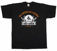 Футболка Harley Davidson - An American Legend