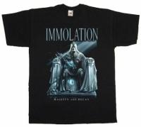 Футболка Immolation - Majesty And Decay