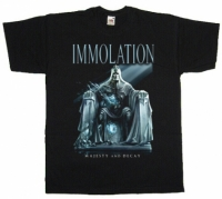 Футболка Immolation - Majesty And Decay