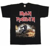 Футболка Iron Maiden - Motorcycle