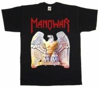 Футболка Manowar - Battle Hymns