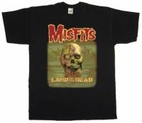 Футболка Misfits - Land Of The Dead