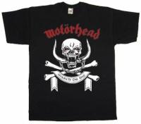 Футболка Motorhead - March Or Die