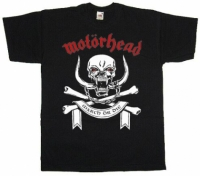 Футболка Motorhead - March Or Die