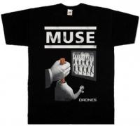 Футболка Muse - Drones