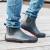 Мужские ботинки Nordman Beat с красной подошвой