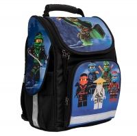Рюкзак с ортопедической спинкой Ниндзяго