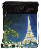 Сумка мешок для обуви Париж