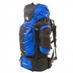 Походный рюкзак 80л The North Face синий