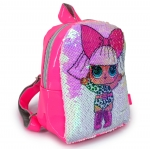 Рюкзак с пайетками куклы ЛОЛ №1