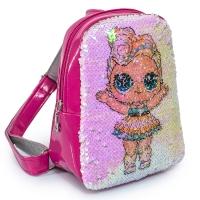Рюкзак с пайетками куклы ЛОЛ №5