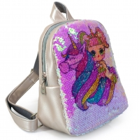 Рюкзак с пайетками куклы ЛОЛ №2