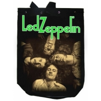 Рюкзак Led Zeppelin - Green Logo