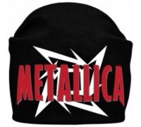Шапка - бини METALLICA 1 черная