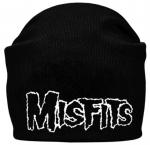 Шапка - бини MISFITS Logo черная