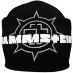 Шапка - бини RAMMSTEIN 1 черная