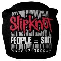 Шапка - бини SLIPKNOT черная