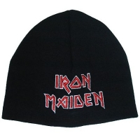 Шапка Iron Maiden Logo