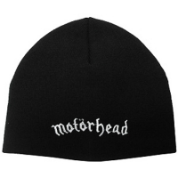 Шапка Motorhead Logo