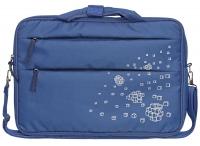 Сумка для ноутбука 17 дюймов синяя