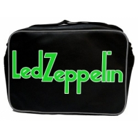 Сумка Led Zeppelin Green Logo