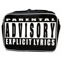 Сумка Parental Advisory Explicit Lyrics
